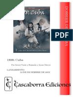 Dossier 1898 Cuba