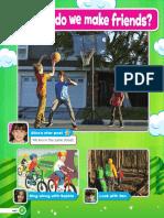 Big Bright Ideas 3 Unit 1 Classbook