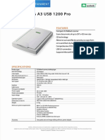 Product Info ScanExpress A3 USB 1200 Pro