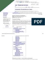 Gerenciamento de memória no Linux - CES33 - Sistemas Operacionais