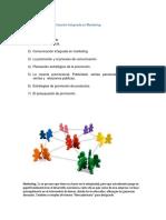 La Promoción o Comunicación Integrada en Marketing