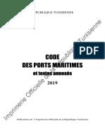 Code Des Ports Maritimes_TN