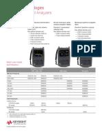 Fieldfox Brochure
