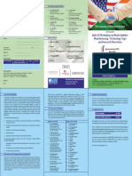 Indo US Workshop Brochure