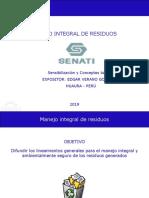 Sensibilización Grupos Senati Huaura