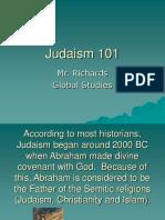 Judaism 101 TEACH.ppt