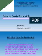 2 - Protesis REMOVIBLE, Pasos Para Realizarla.