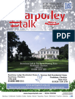 Tarporley Talk Dec 19