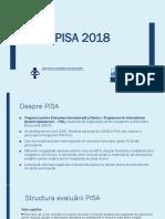 PISA 2018 Rezultatele anuntate de Ministerul Educatiei