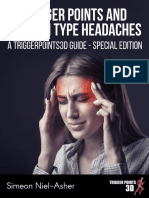 Tigger point and tension type headache