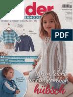 Kinder Maschenmode Magazine №2 2019
