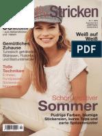 Kreativ Stricken Magazine - №4 2018