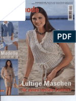 Lea Sonderheft - Strickmode Magazine - LA546 - 2008