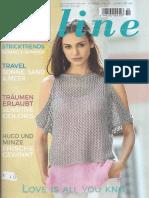 Online Magazine Stricktrends No. 04 - 2018 Fruhling & Sommer