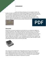 task 2 terminology sheet