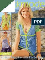 Strickmode Magazine - 02- 2010