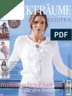 Stricktrends Extra Magazine - Stricktraume - Se 034 - 2018