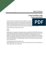 Sound Blaster Audigy Bulk Users Guide Francais.pdf