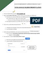 stepstosetupslides - ebook