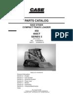 Case 450 450ct Series 3 Skid Steer