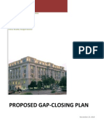Final Gap Closing Plan FY 2011 PDF