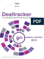 Deal Tracker document