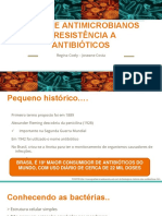 Resistência de Bactérias a Antibióticos