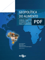 Geopolítica do alimento