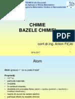 Bazele chimiei