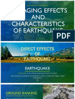 Damaging Effects and Characteristics