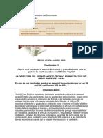 Resolucion1188 de 2003 - Gestión de Aceites Usados en El DC