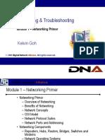 Networking & Troubleshooting Training Slides