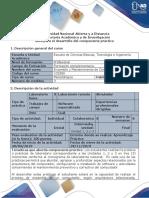 Guía Para El Desarrollo Del Componente Práctico - Tarea 4 - Laboratorios 1, 2 y 3 (Componente Práctico InSitu)