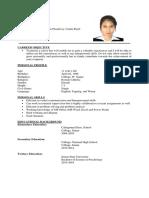 OBOR IMEE Resume