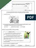 avaliaçao diagnostica
