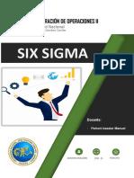 Six Sigma Nuevo