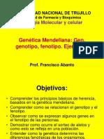 CLASE 7.00 8.00 Genetica.mendeliana