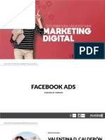 Facebook Ads - Valentina Diaz Calderón- 2019