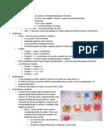 Ginecología - Prolapso Genital