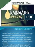 Rainwater Harvesting Finallll