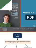 Coerência e coesão textual.ppt