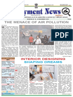 Employment Newspaper Third Week of November 2019