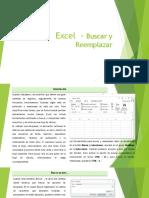 Excel  - Buscar y Reemplazar.pptx.pdf