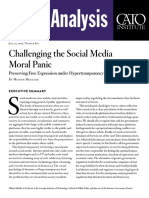 Challenging the Social Media Moral Panic