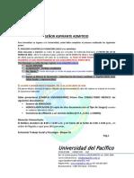 Adminitidos 2018-1 Unipacifico