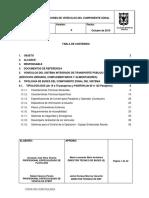 T-DB-004 Especificaciones de Vehículos Del Componente Zonal V0