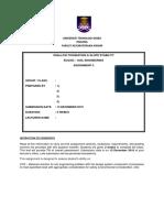 Assignment 2 Ecg