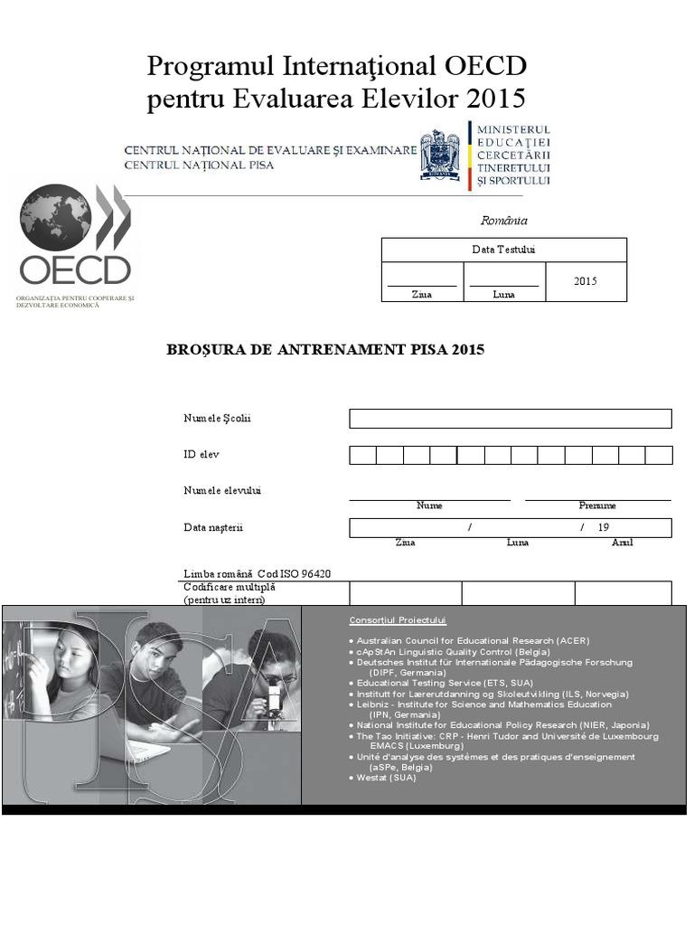 Brosura Antrenament | PDF