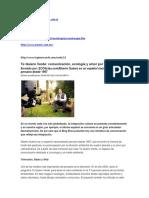 Ecologia Argentina