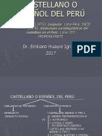 Dialectologia Del Español Peruano Completo 2017